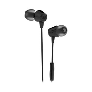 JBL C50HI in-Ear Headphones with Mic (Black)JBL C50HI in-Ear Headphones with Mic (Black)